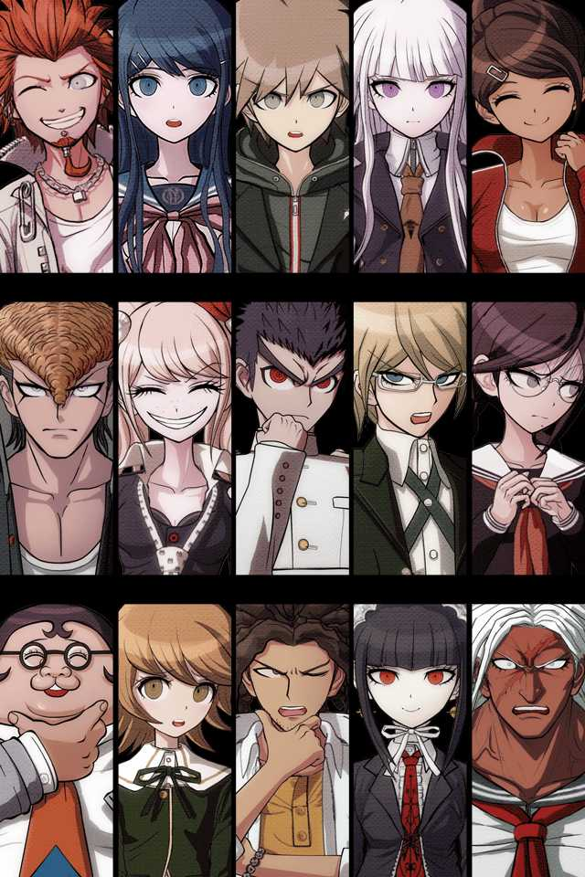 ダンガンロンパ-Unlimited Battle-のスクリーンショット_2