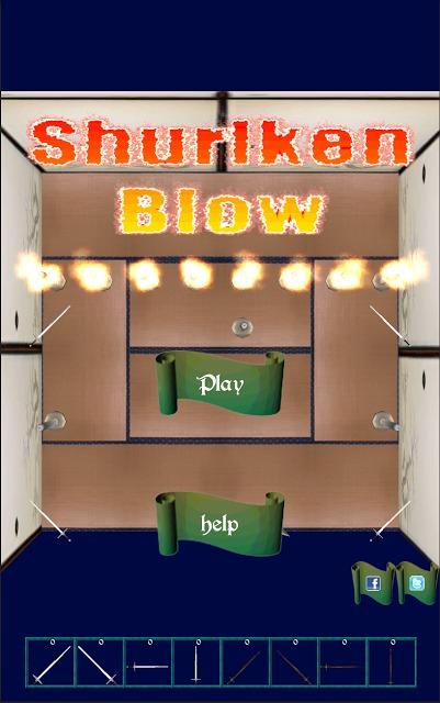 Shuriken Blowのスクリーンショット_1