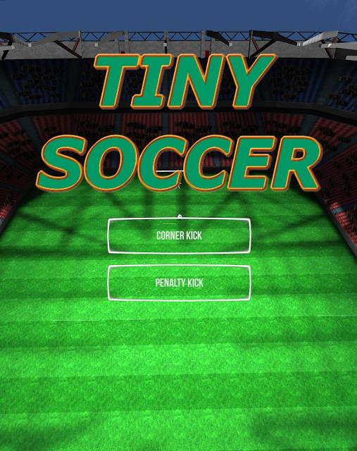 タイニーサッカーのスクリーンショット_3