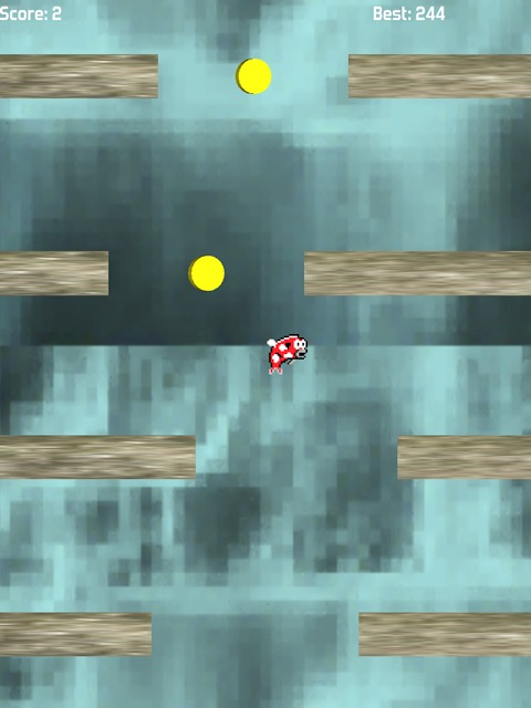 Koi Jumpのスクリーンショット_1