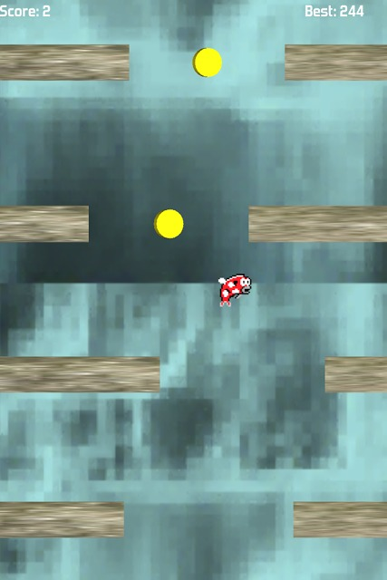 Koi Jumpのスクリーンショット_3