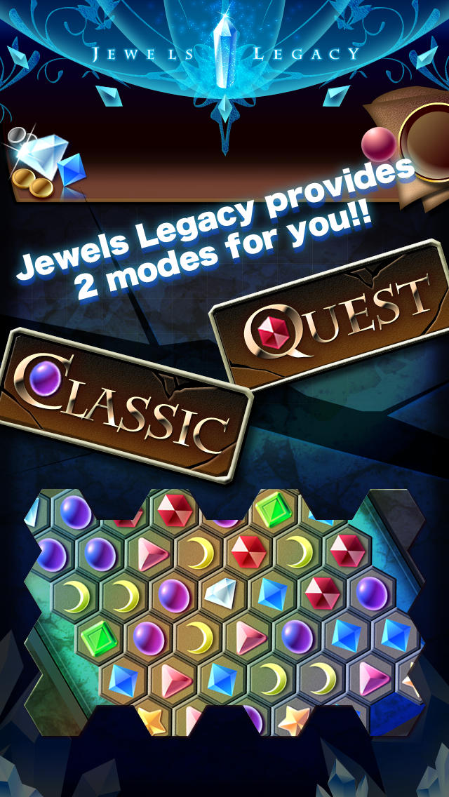Jewels Legacyのスクリーンショット_1