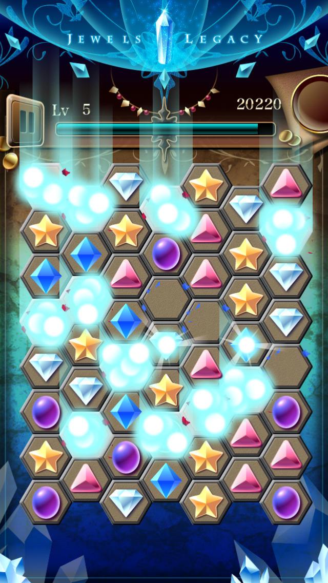 Jewels Legacyのスクリーンショット_2
