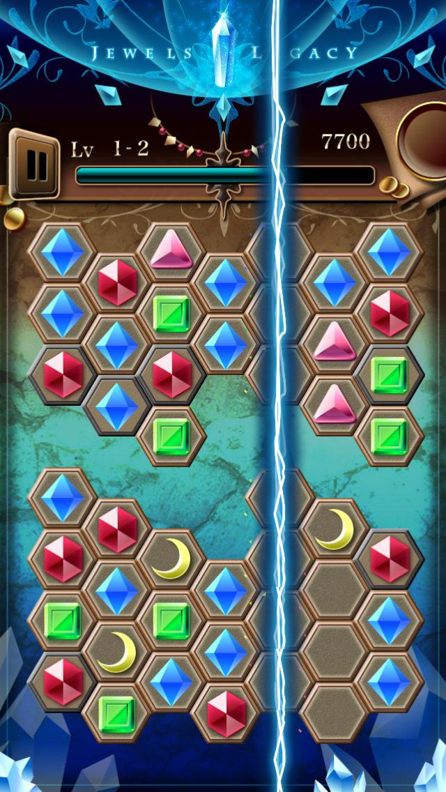 Jewels Legacyのスクリーンショット_3