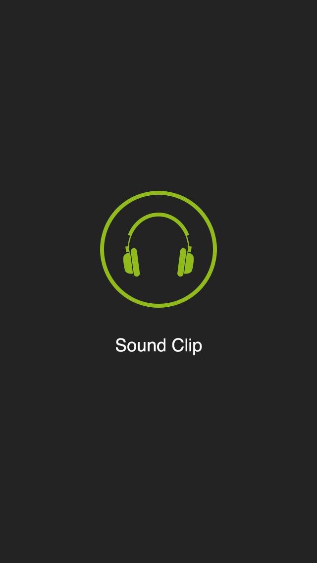 SoundClipのスクリーンショット_4