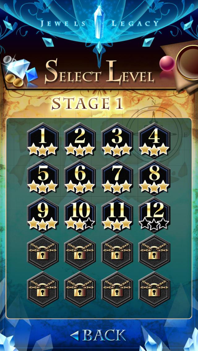 Jewels Legacyのスクリーンショット_4