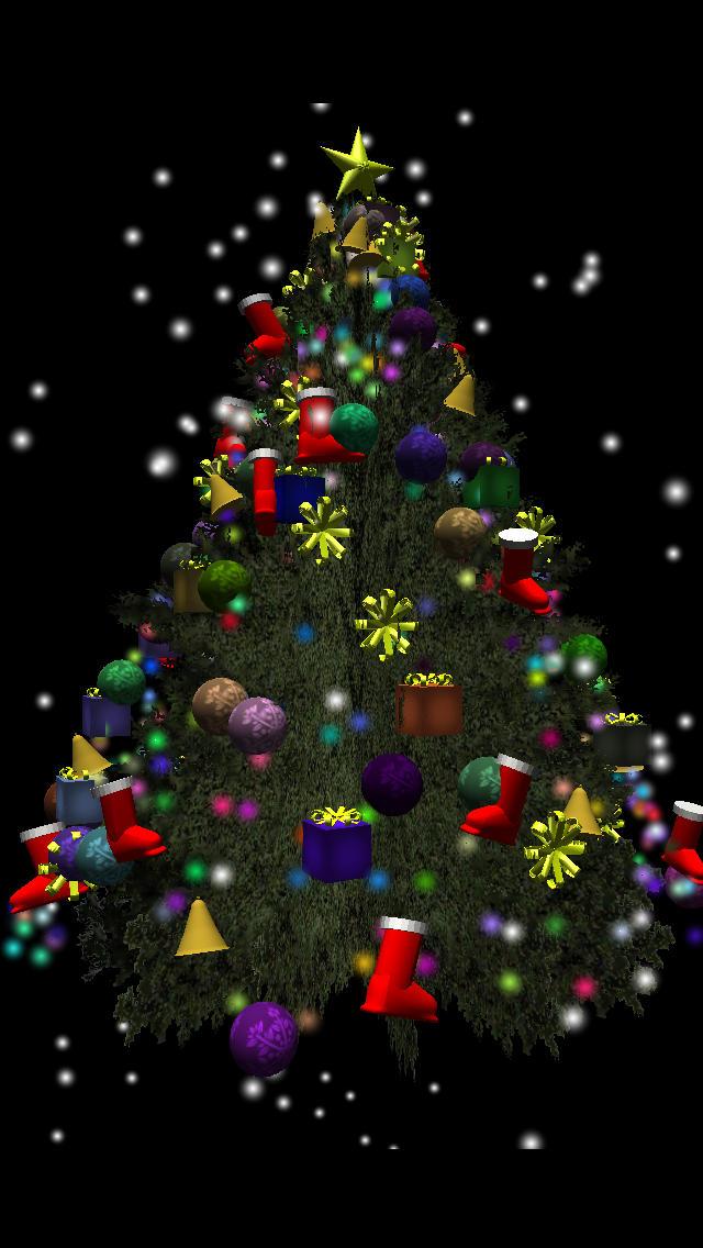 3D Xmas Treeのスクリーンショット_1