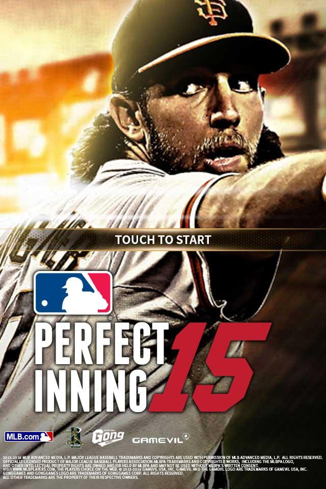 【〆切間近】MLB パーフェクトイニング 15のスクリーンショット_1