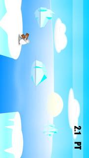 First Penguin 〜あほぺんぎん、空をとぶ〜のスクリーンショット_2