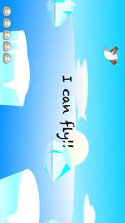 First Penguin 〜あほぺんぎん、空をとぶ〜のスクリーンショット_4