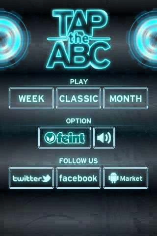 TAP the ABCのスクリーンショット_1