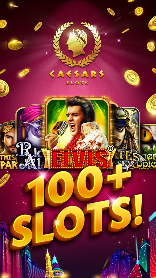 Caesars Slotsのスクリーンショット_1