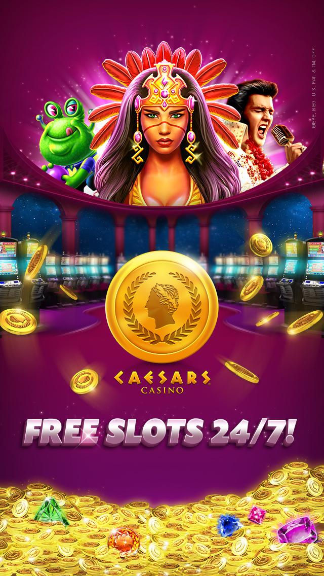 Caesars Slotsのスクリーンショット_3