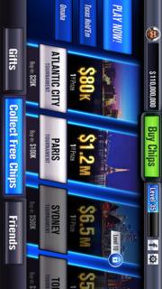 World Series of Poker - WSOP テキサス・ホールデムのスクリーンショット_5