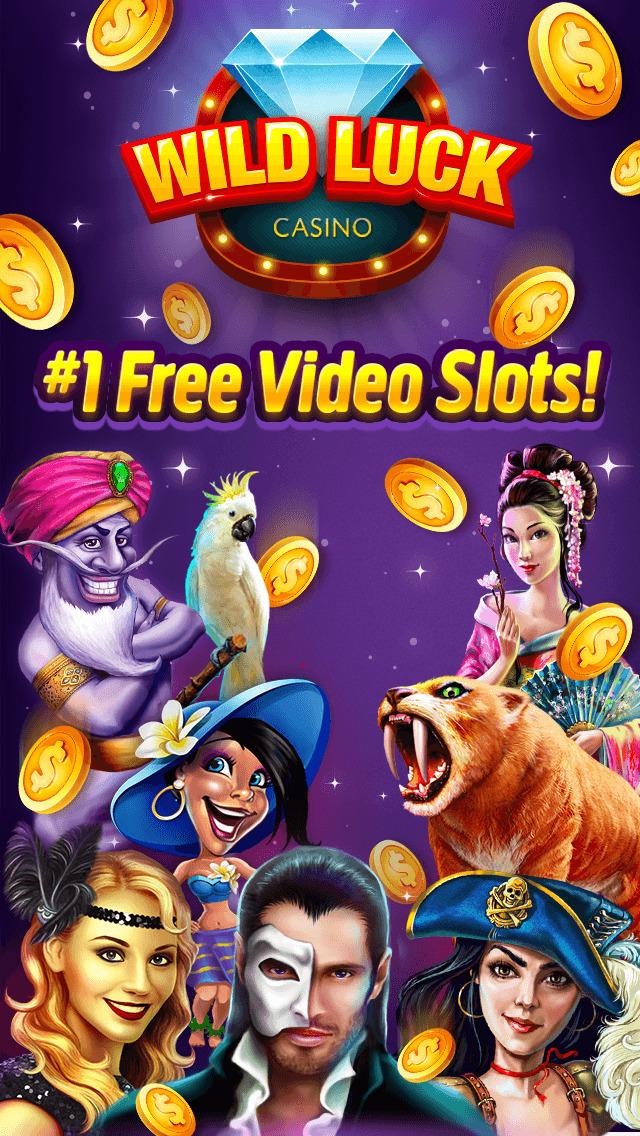 Wild Luck Casino for Viberのスクリーンショット_5