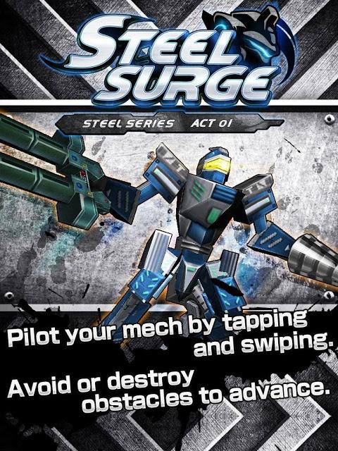 Steel Surgeのスクリーンショット_1
