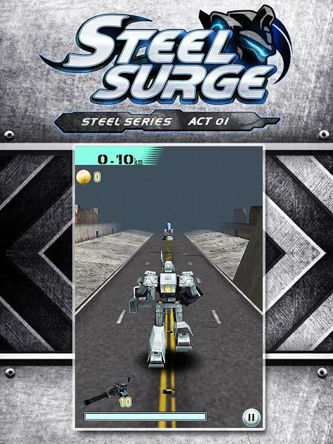 Steel Surgeのスクリーンショット_2