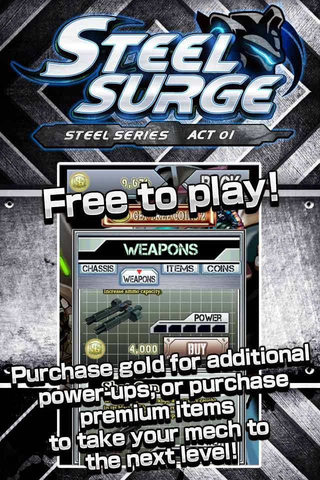 Steel Surgeのスクリーンショット_4