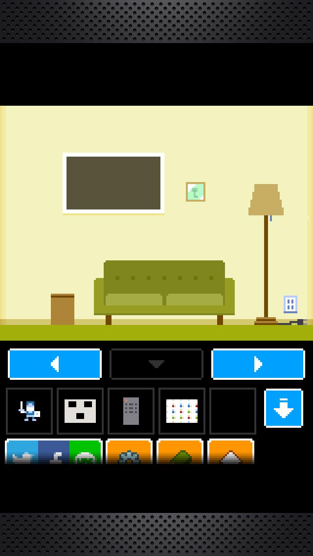 脱出ゲーム タイニールーム2のスクリーンショット_3