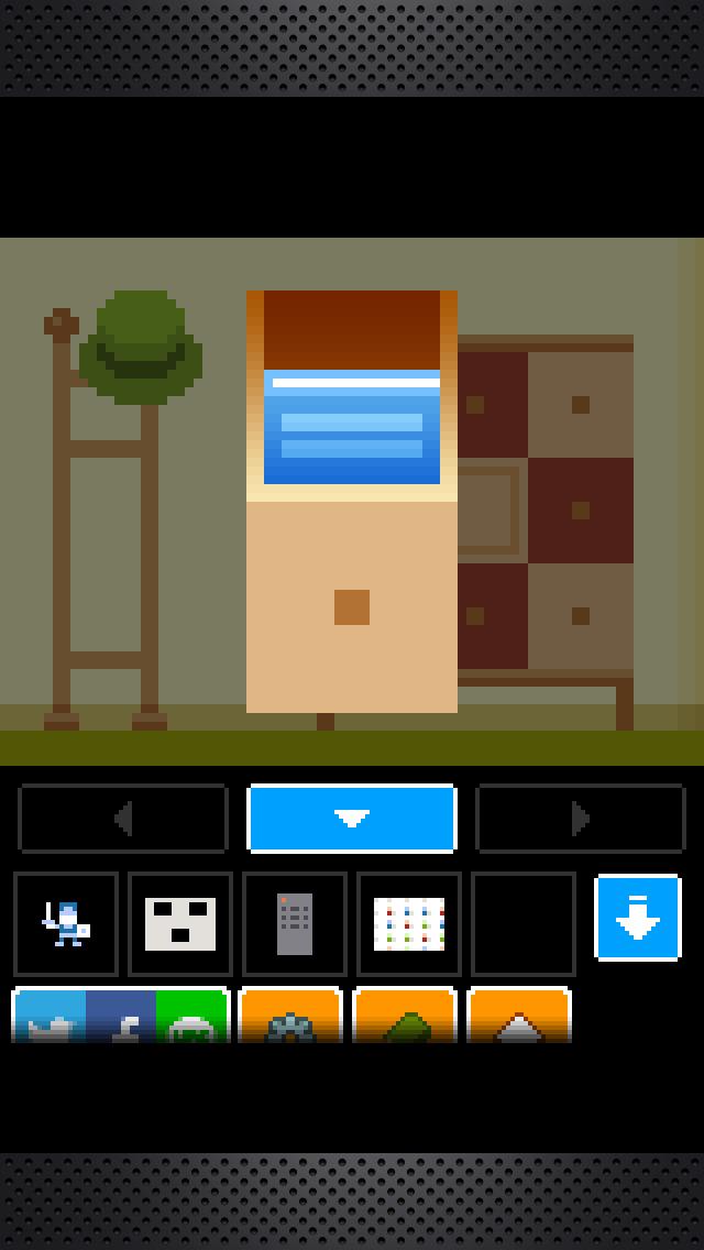 脱出ゲーム タイニールーム2のスクリーンショット_4