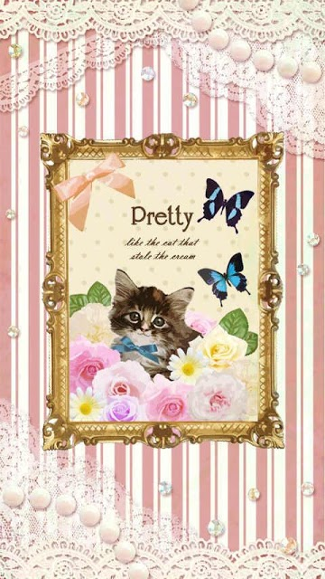 Pinky world of cats ライブ壁紙のスクリーンショット_4
