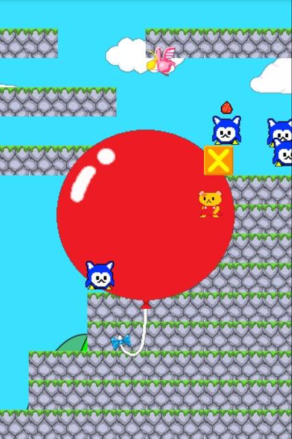 くまちゃんジャンプ3のスクリーンショット_3