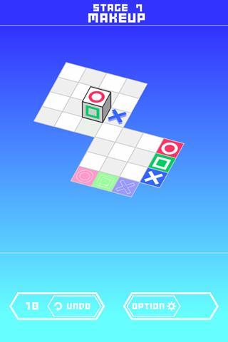 R-CUBEのスクリーンショット_2