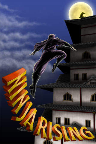 Ninja Risingのスクリーンショット_1