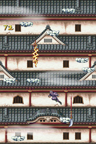 Ninja Risingのスクリーンショット_4