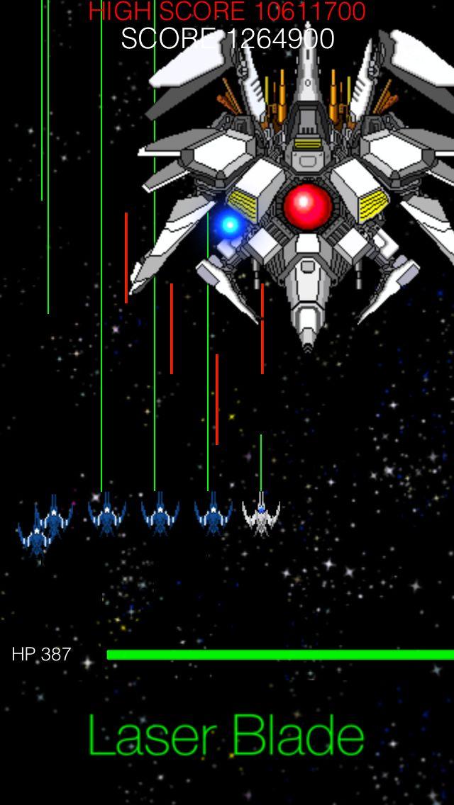 Laser Bladeのスクリーンショット_2