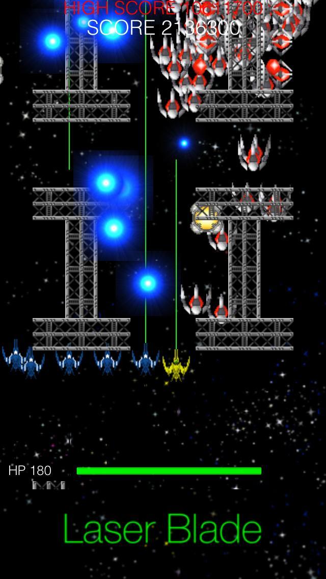 Laser Bladeのスクリーンショット_3