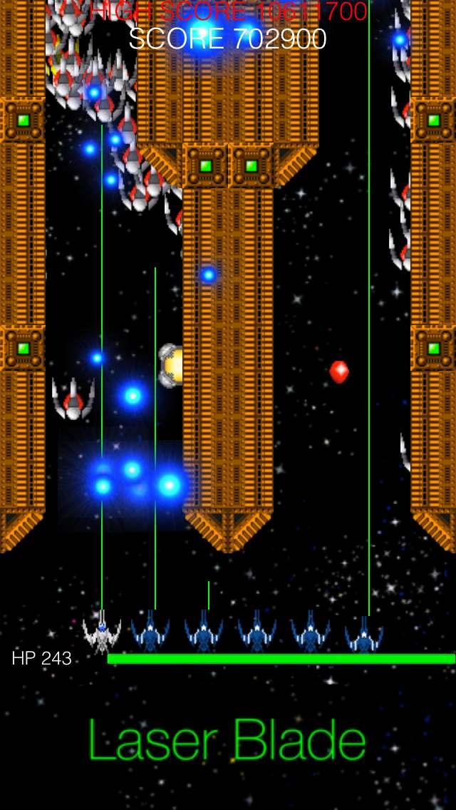 Laser Bladeのスクリーンショット_4
