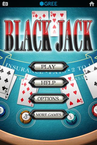 BLACK JACK by GREEのスクリーンショット_1
