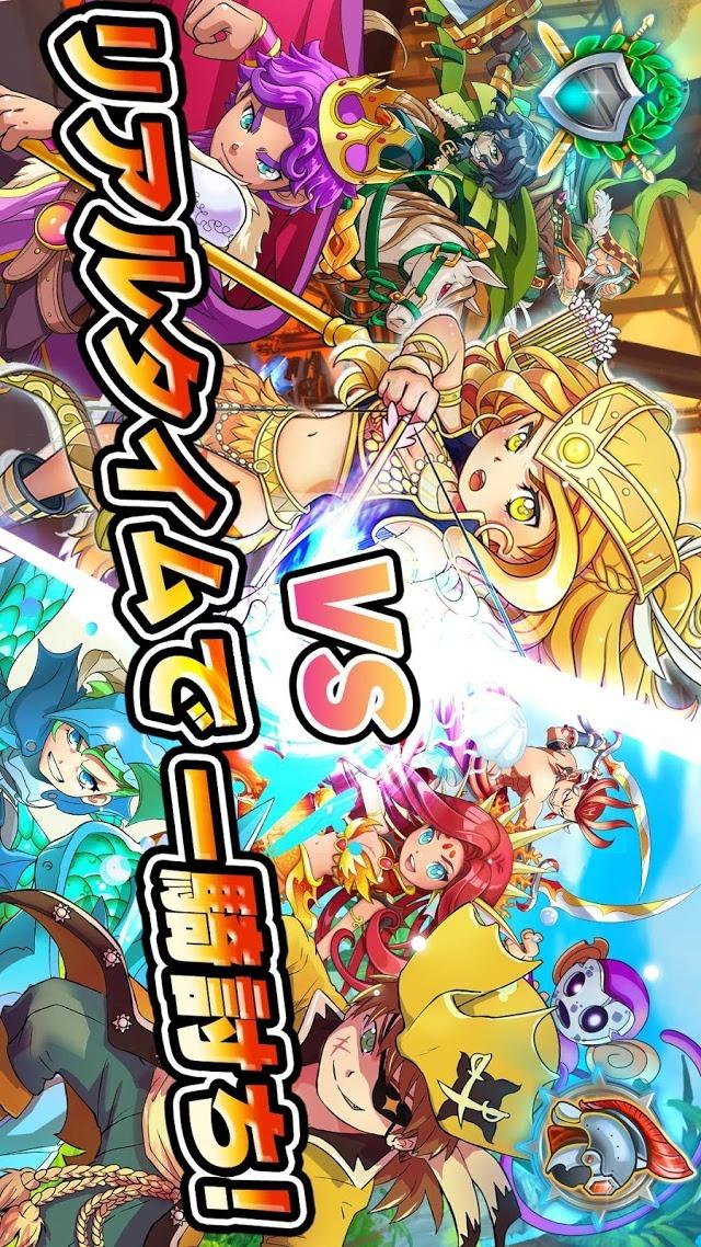 バトルオデッセイ ~海賊パズルRPG~のスクリーンショット_4