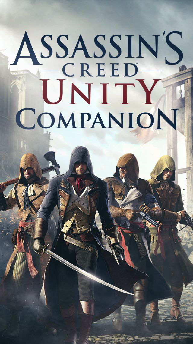 Assassin's Creed® Unity Companionのスクリーンショット_1