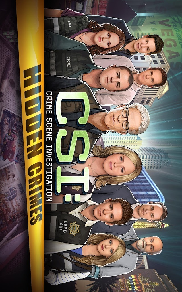 CSI: Hidden Crimesのスクリーンショット_1