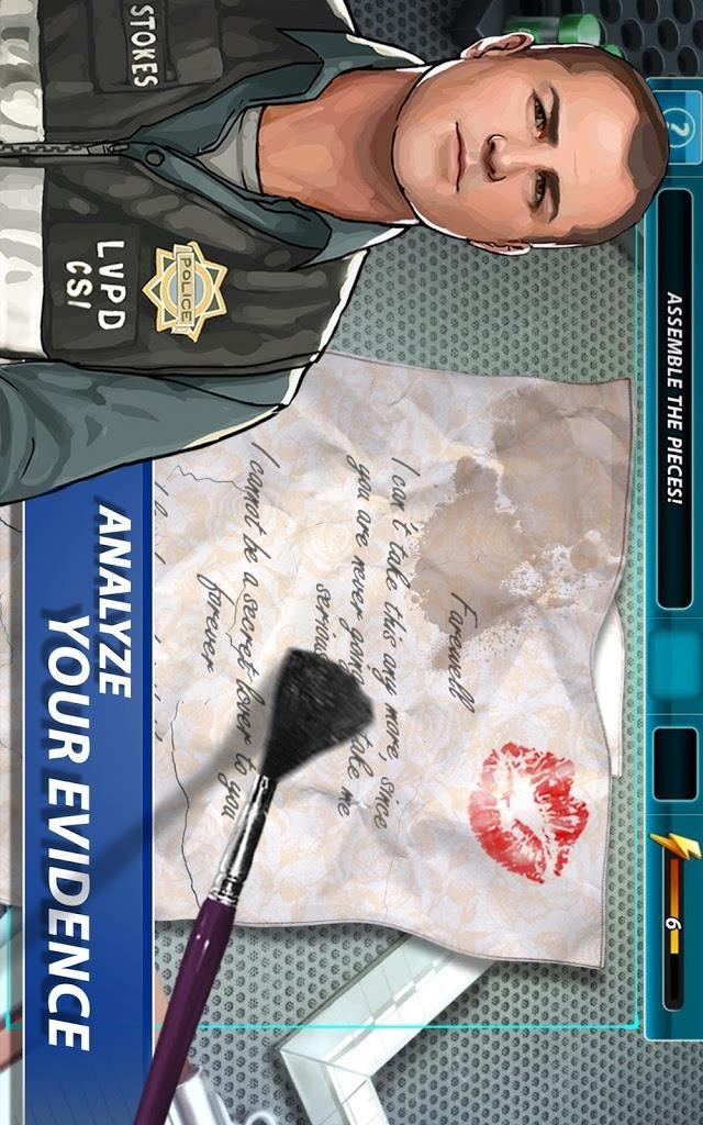 CSI: Hidden Crimesのスクリーンショット_3