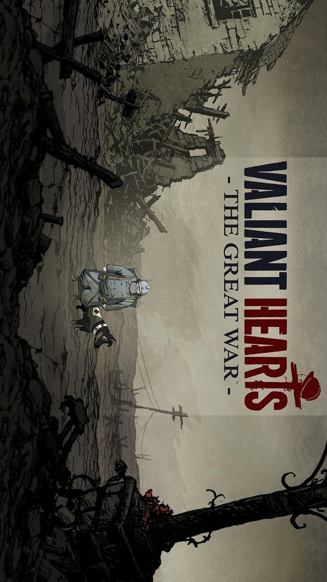 Valiant Hearts: The Great Warのスクリーンショット_1