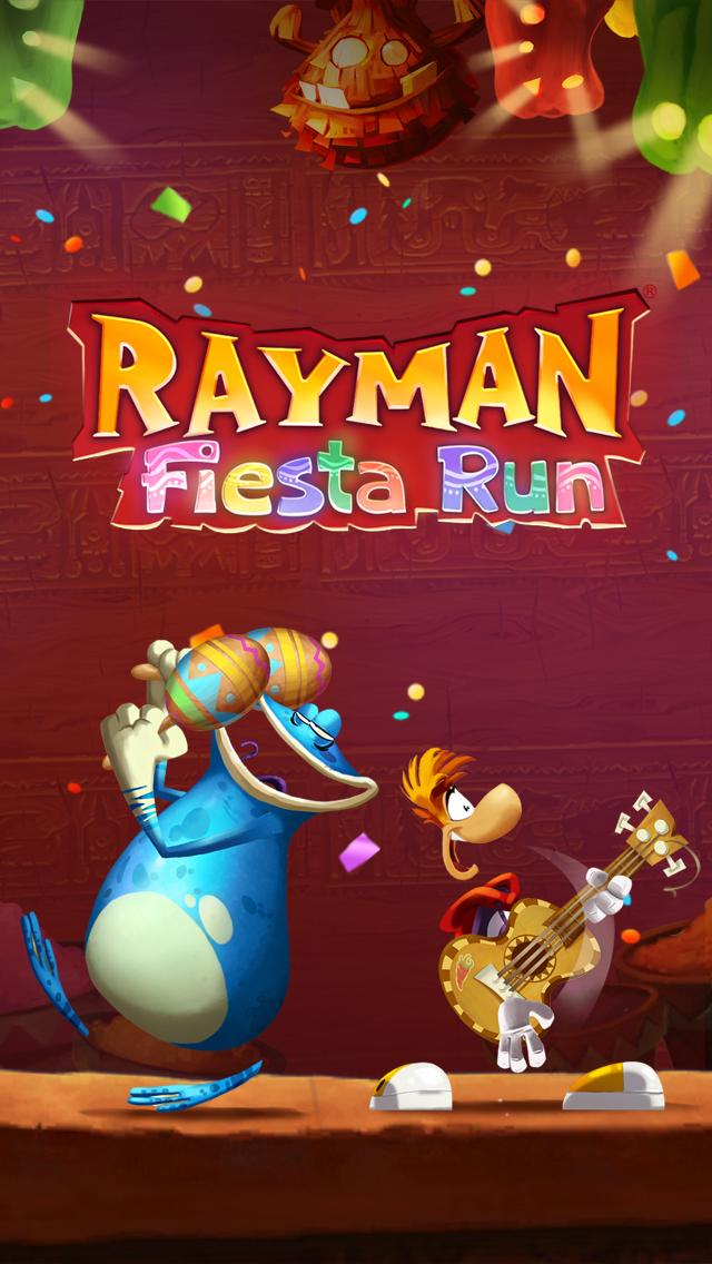 Rayman Fiesta Runのスクリーンショット_1