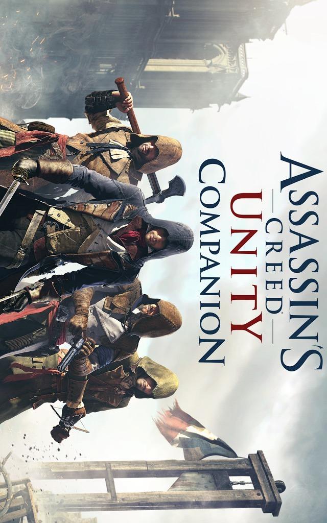 Assassin's Creed® Unity Appのスクリーンショット_1