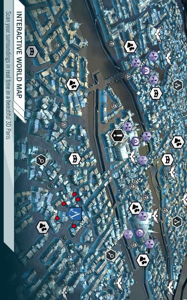 Assassin's Creed® Unity Appのスクリーンショット_2