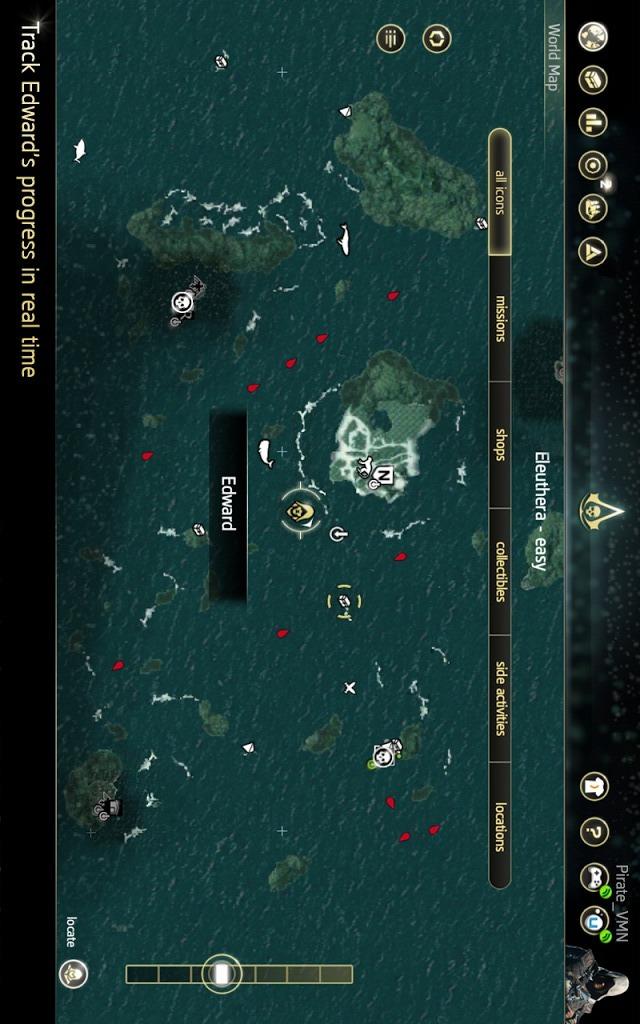 Assassin's Creed® IV Companionのスクリーンショット_2