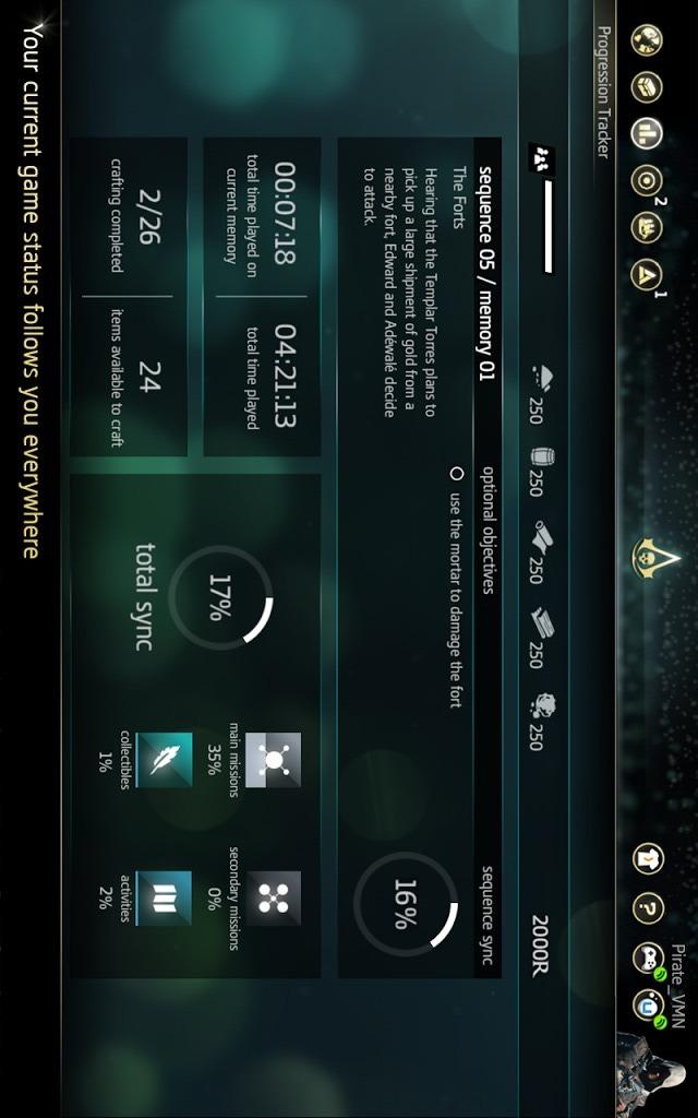 Assassin's Creed® IV Companionのスクリーンショット_3