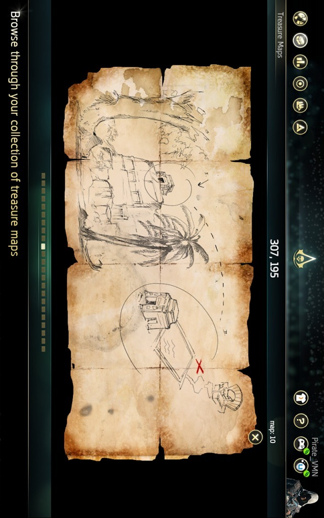 Assassin's Creed® IV Companionのスクリーンショット_5