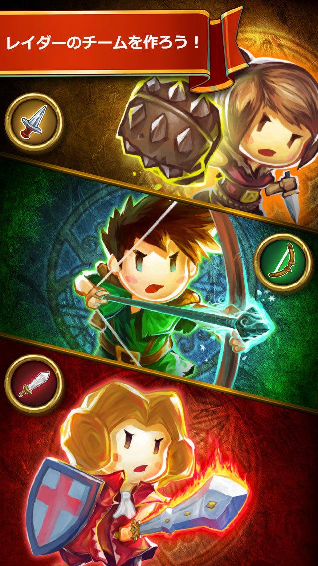 Little Raiders: Robin's Revengeのスクリーンショット_2