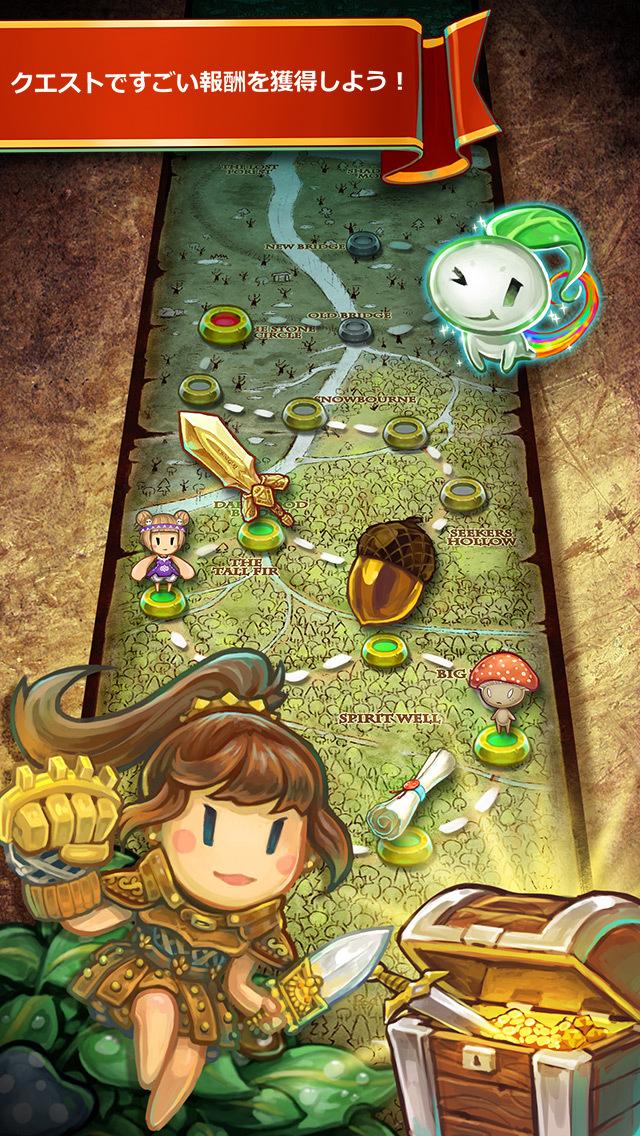 Little Raiders: Robin's Revengeのスクリーンショット_4