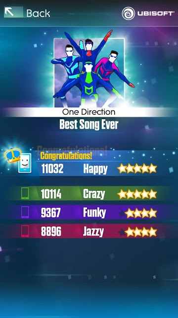 Just Dance 2015 Controllerのスクリーンショット_5