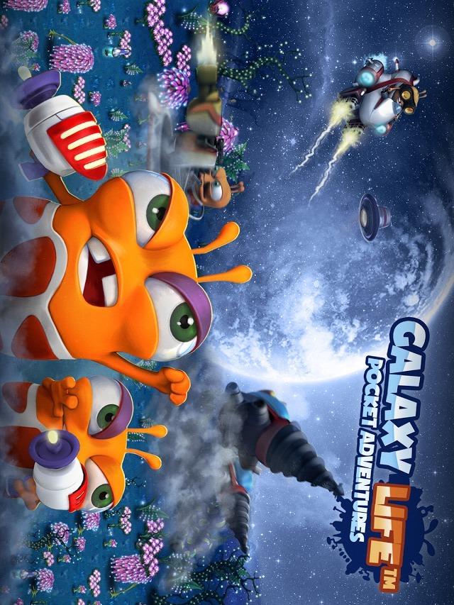 Galaxy Life™:Pocket Adventuresのスクリーンショット_1