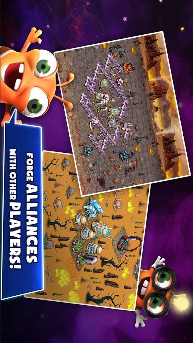 Galaxy Life™:Pocket Adventuresのスクリーンショット_3