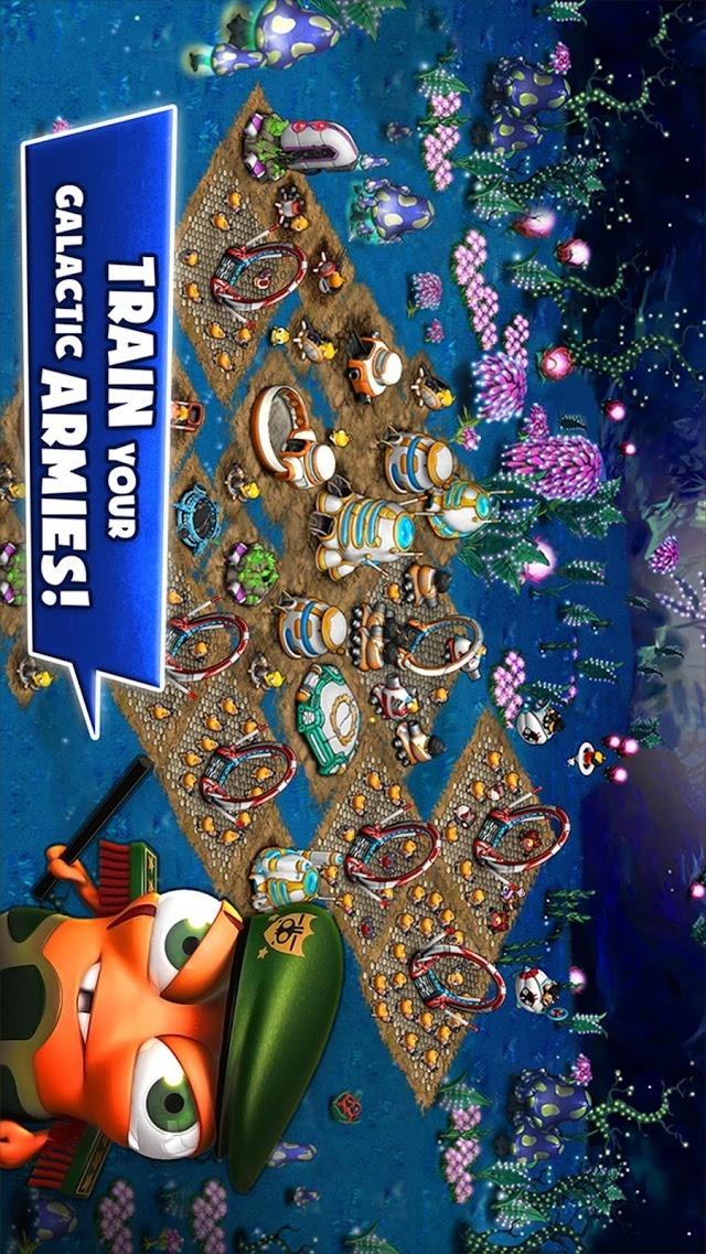 Galaxy Life™:Pocket Adventuresのスクリーンショット_4